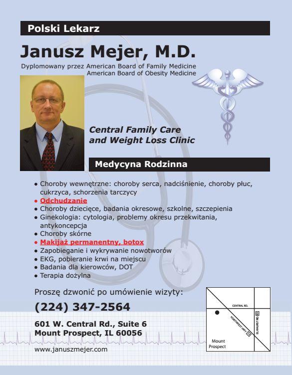 Janusz Mejer, MD